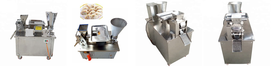 Automatic Dumpling Making Machine introduction