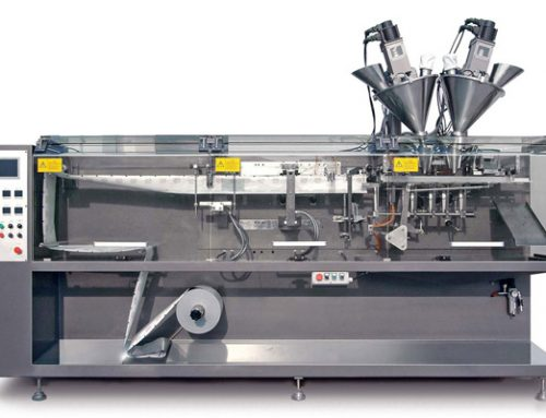 Full-Automatic Horizontal Sachet Packing Machine