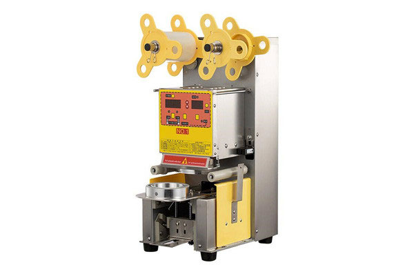 Automatic Tea Cup Sealing Machine