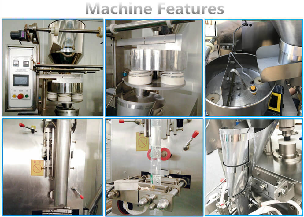 Automatic Vertical Packing Machine Feature