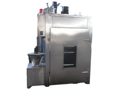Full-automatic Meat Smoke Oven
