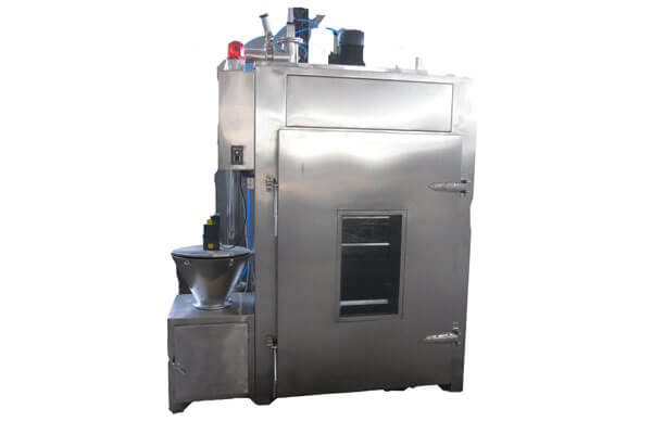 Automatic meat food smokehouse machine