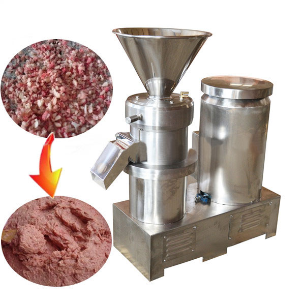 Bone Grinding Machine in Processing Bone and Meat