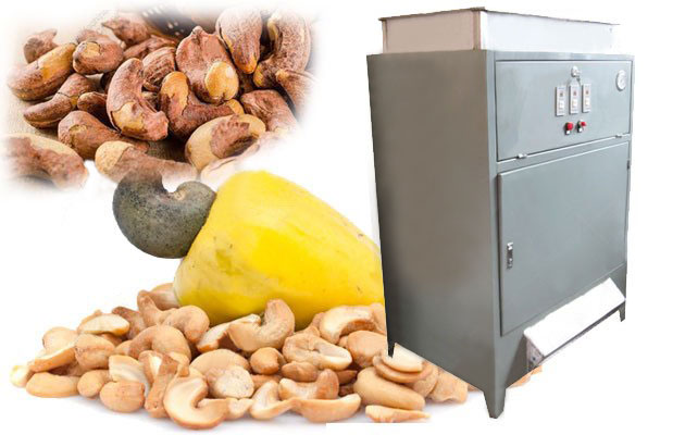 Cashew Peeling Machine Introduction