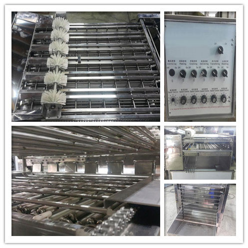 Characteristic of Chicken Eggs Peeling Machine