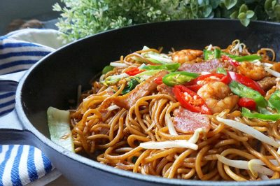 Chow Mein Fried Noodles