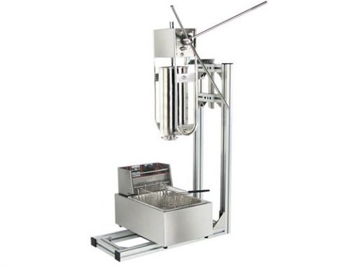 Churros Baking & Forming Machine