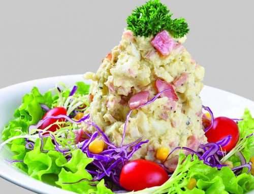Egg Salad with Curry
