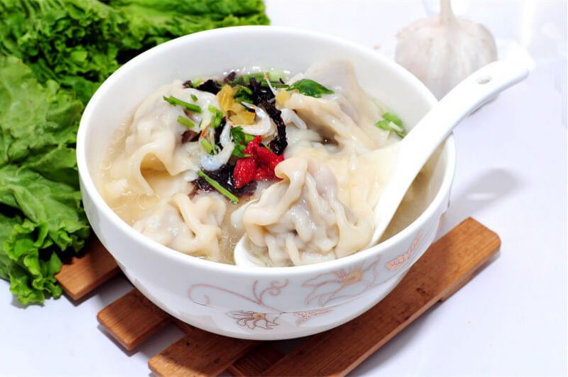 Easy Wonton Soup Recipe