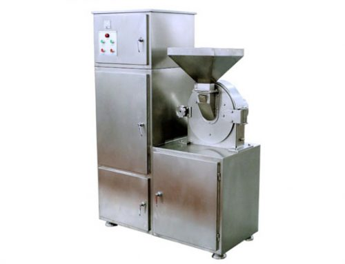 Eggshell Grinding Machine