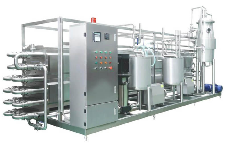 Fruit Juice Pasteurizing Equipment