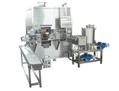 Automatic Wafer Stick Machine