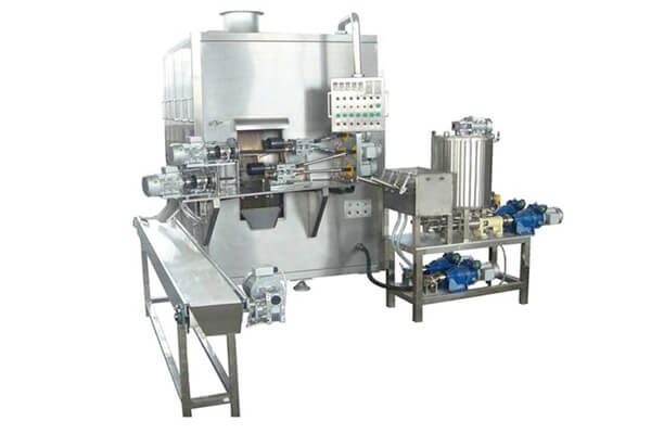 Full Automatic Wafer Stick Making Machine
