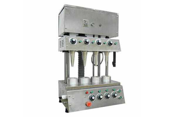 Fully Automatic Pizza Cone Machine