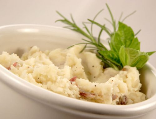 Mashed Potato with Garlic