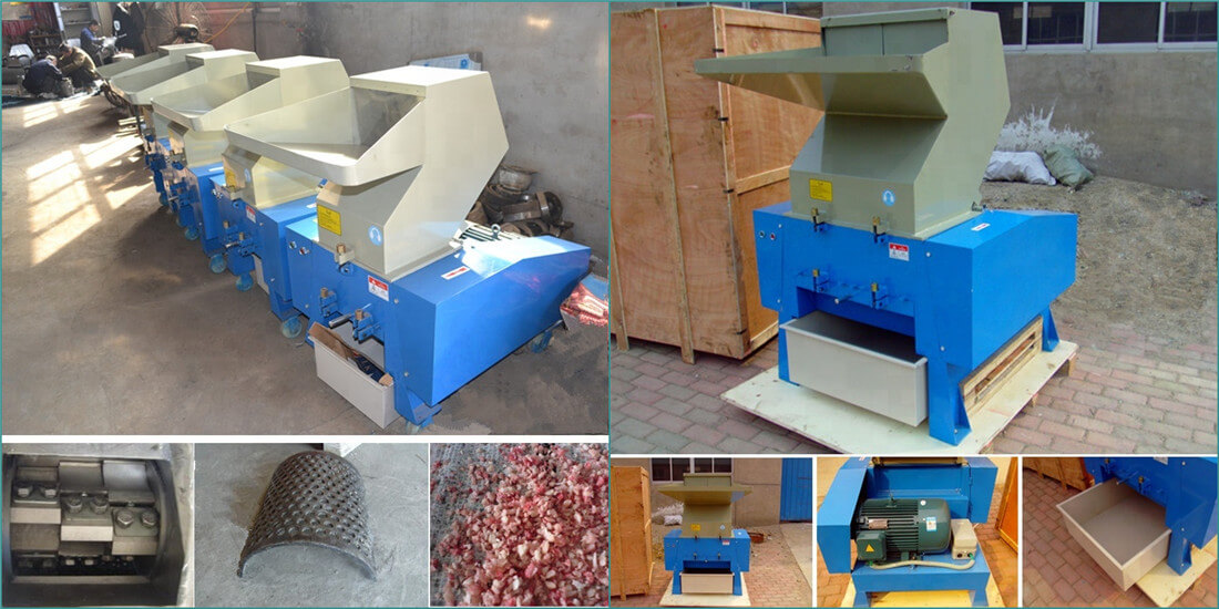 Hot sale bone crushing machine