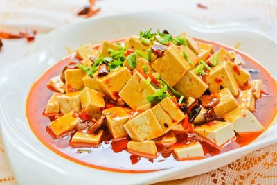 How do you make Mapo Tofu