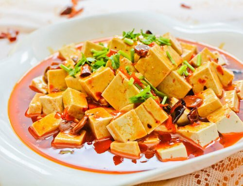 Mapo Tofu Recipe