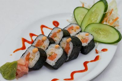 How to Make Vegetarian Sushi at Home