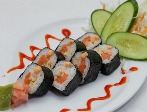 Vegetable Sushi Recipe