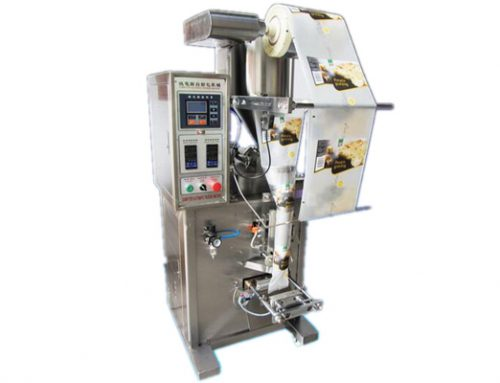 Fully Automatic Liquid and Paste Packing Machine