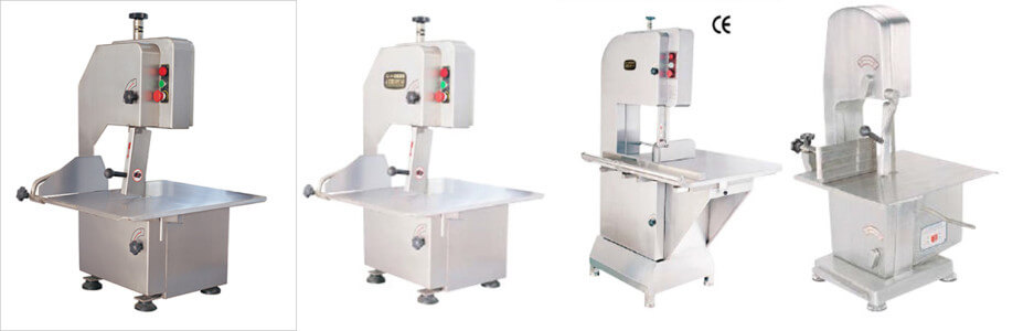 Meat Bone Band Saw Cutting Machine