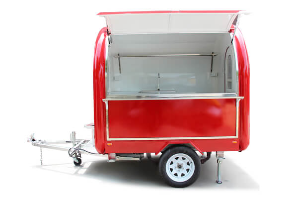 Mobile Food Trailer