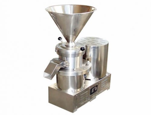 Nut Butter Grinding Machine