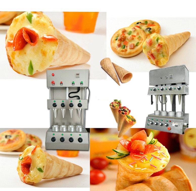 Pizza Cone Equipments