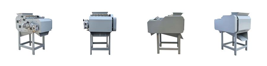 Semi-automatic Cashew Shelling Machine Introduction