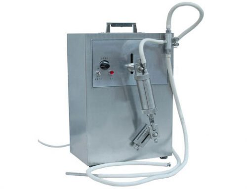 Small Quantitative Liquid Filling Machine