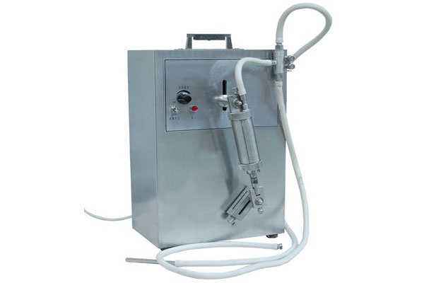 Small Quantitative Liquid Filling Machine's Introduction