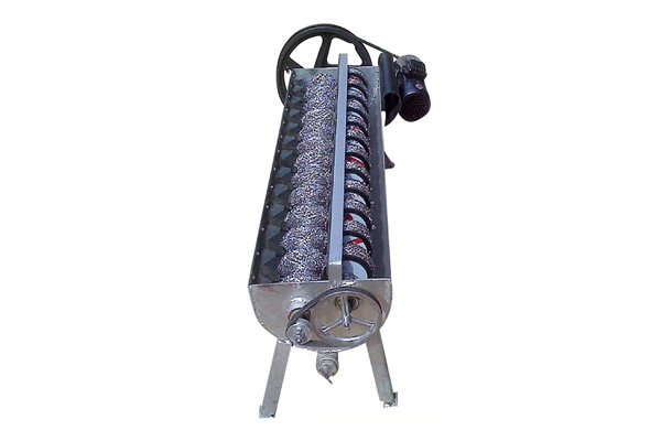 Stainless Steel Egg Washing Equipment