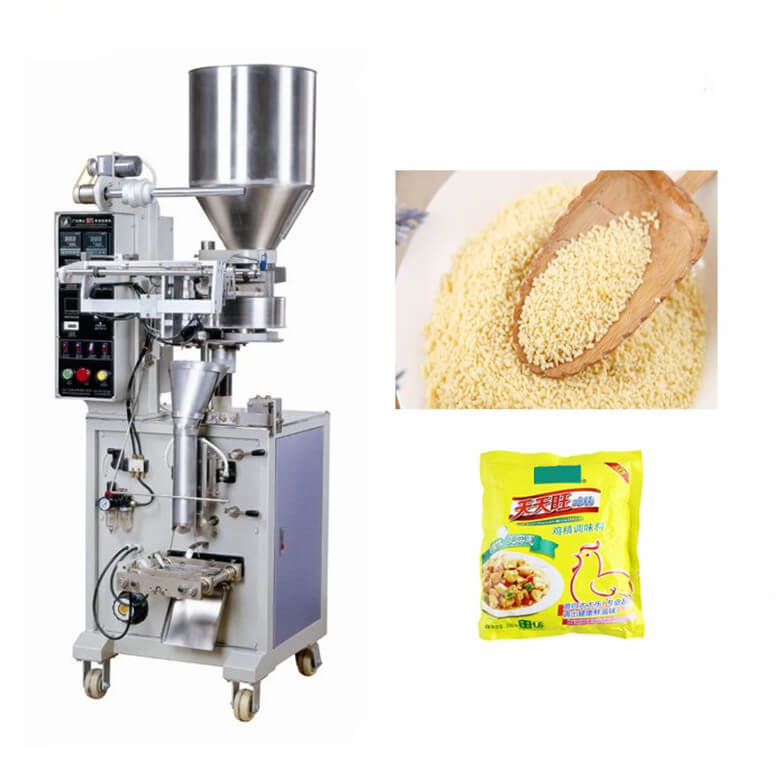Vertical Packing Machine Introduction