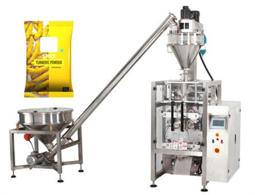 Powder Packing Machine-Vertical Type
