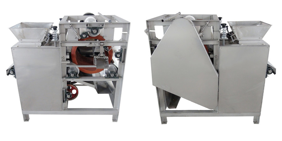 Wet Type Peanut Peeling Machine Introductions