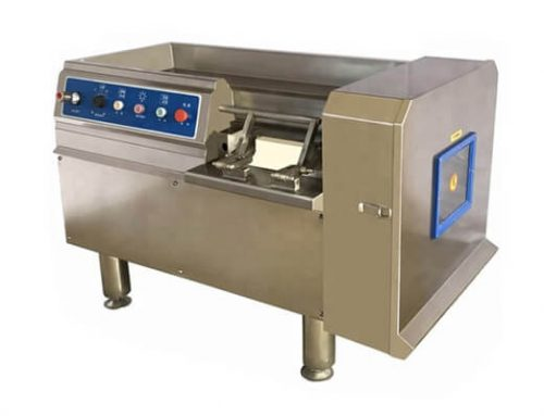 Frozen Meat Cutting Machine