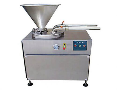 Automatic Hydraulic Enema Machine