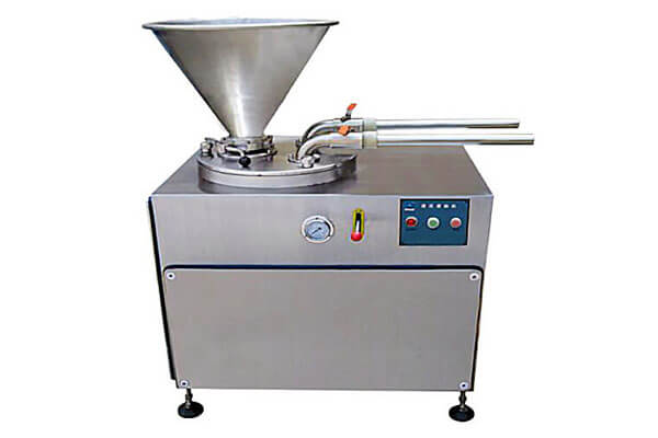 automatic hydraulic sausage machine