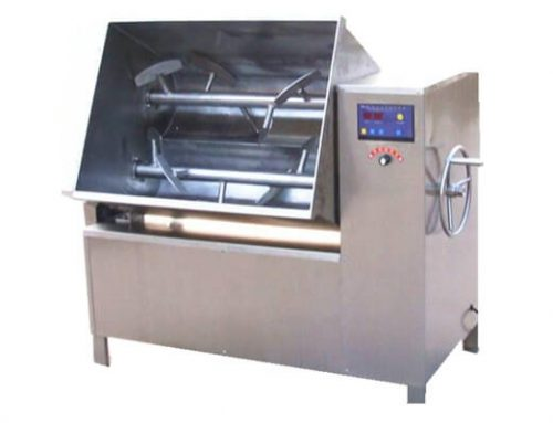 Automatic Electric Meat Mixing Machine