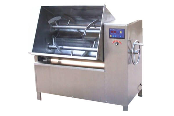 automatic meat mixing machine