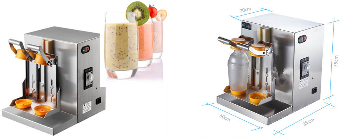 bubble Tea shake making machine