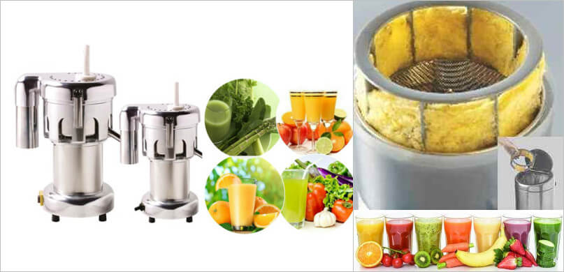 centrifugal fruit juice extractor wide application
