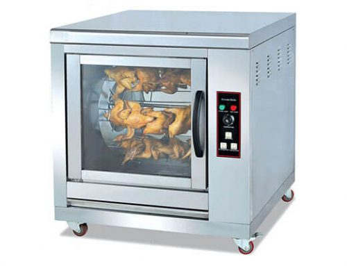 Electric/Gas Chicken Rotisserie Machine