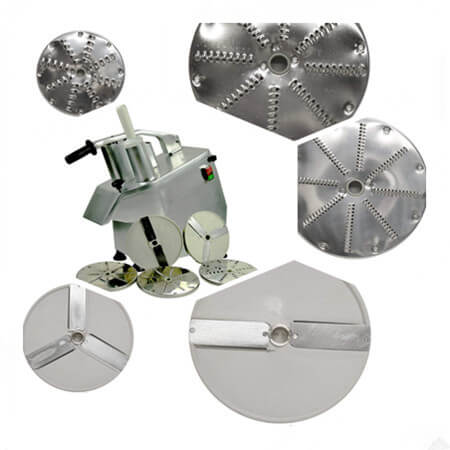 commercial vegetable cutter blades