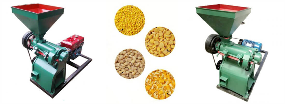 corn kernel peel removing machine