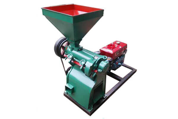 corn kernel peeling machine