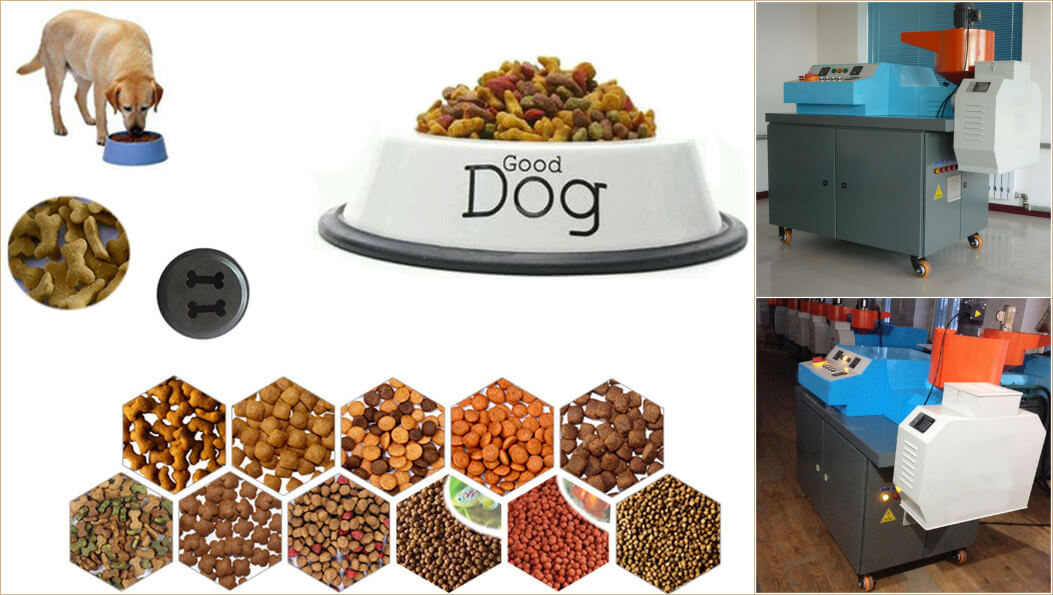 dog food making machine for making good dog feed