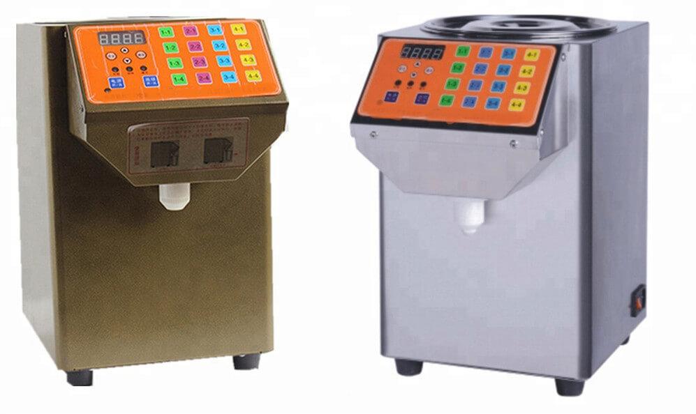 fructose dispensing machine