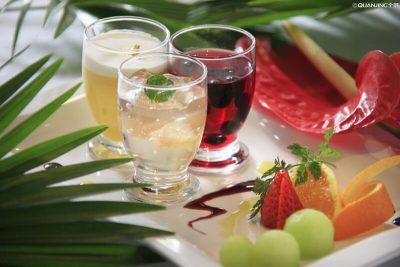 fruit and fruit juice